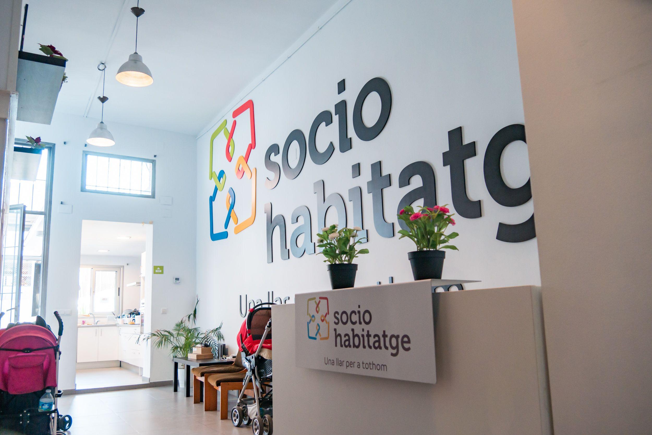 Socio Habitatge Centre Badalona