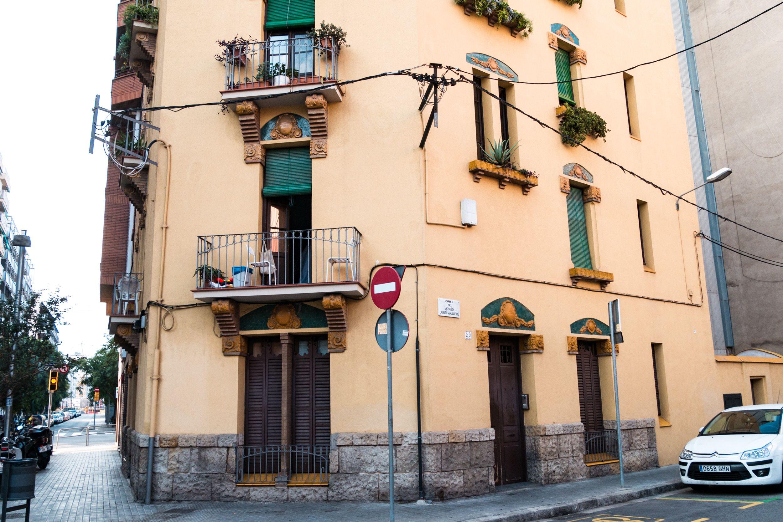 Socio Habitatge Sant Andreu