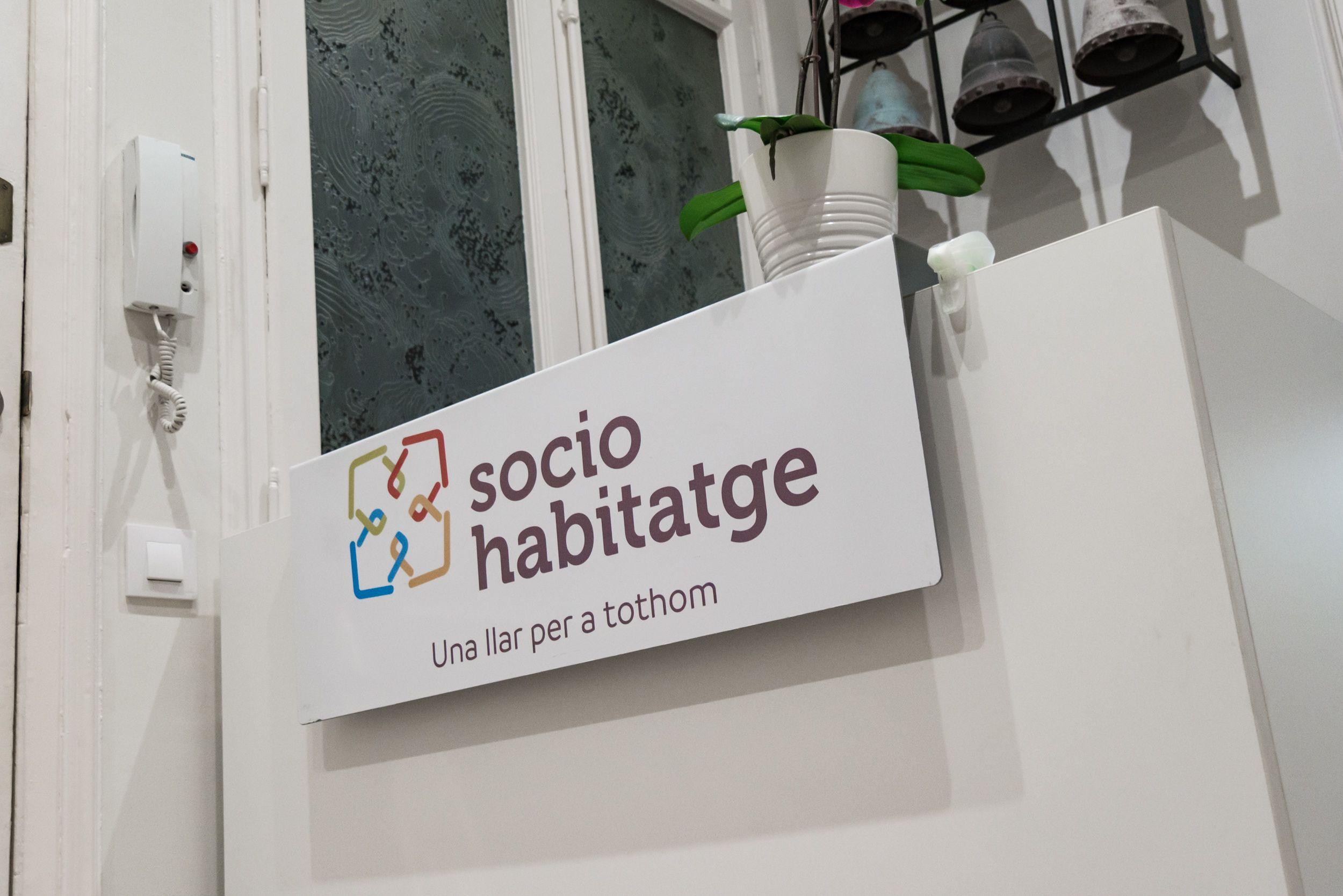Socio Habitatge Centre Eixample