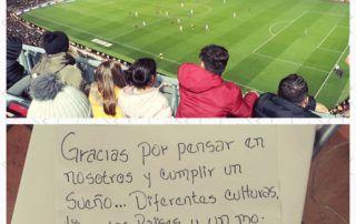 Socio habitatge Visita Camp Nou