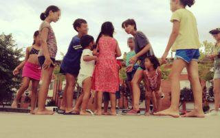 Socio Habitatge activitats d'agost platja