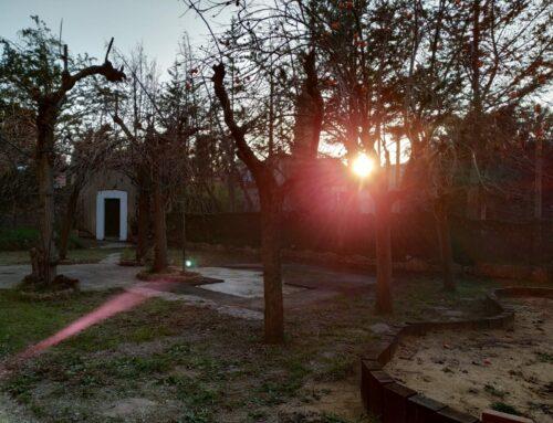 Obertura d'un nou centre d'acollida de persones refugiades a La Garriga