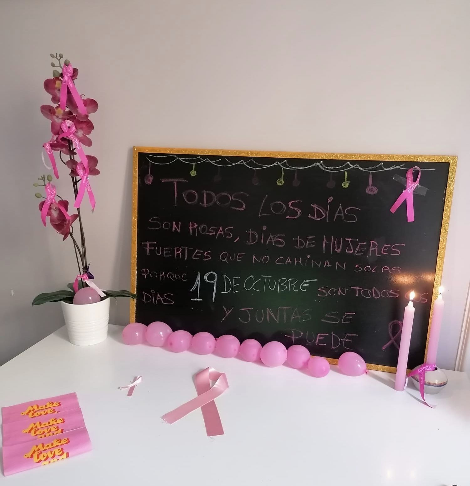 Socio Habitatge lluita contra el cancer