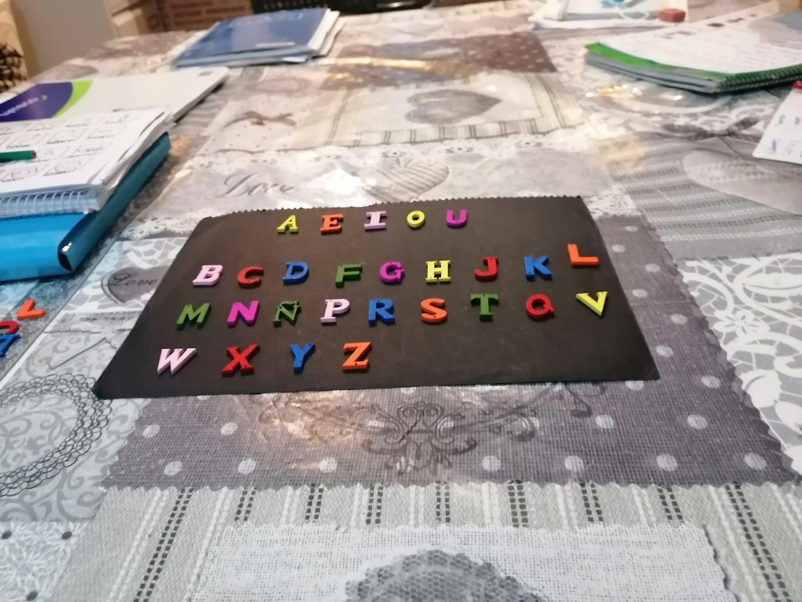 alfabetització
