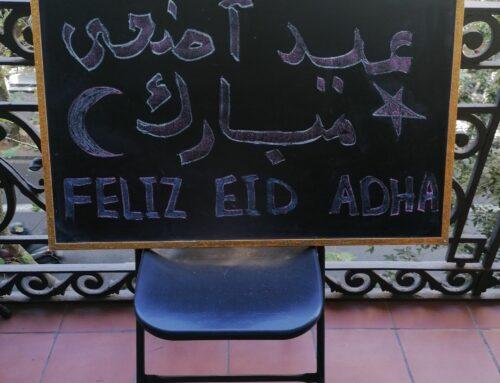 Eid El Adha festa del xai i del sacrifici